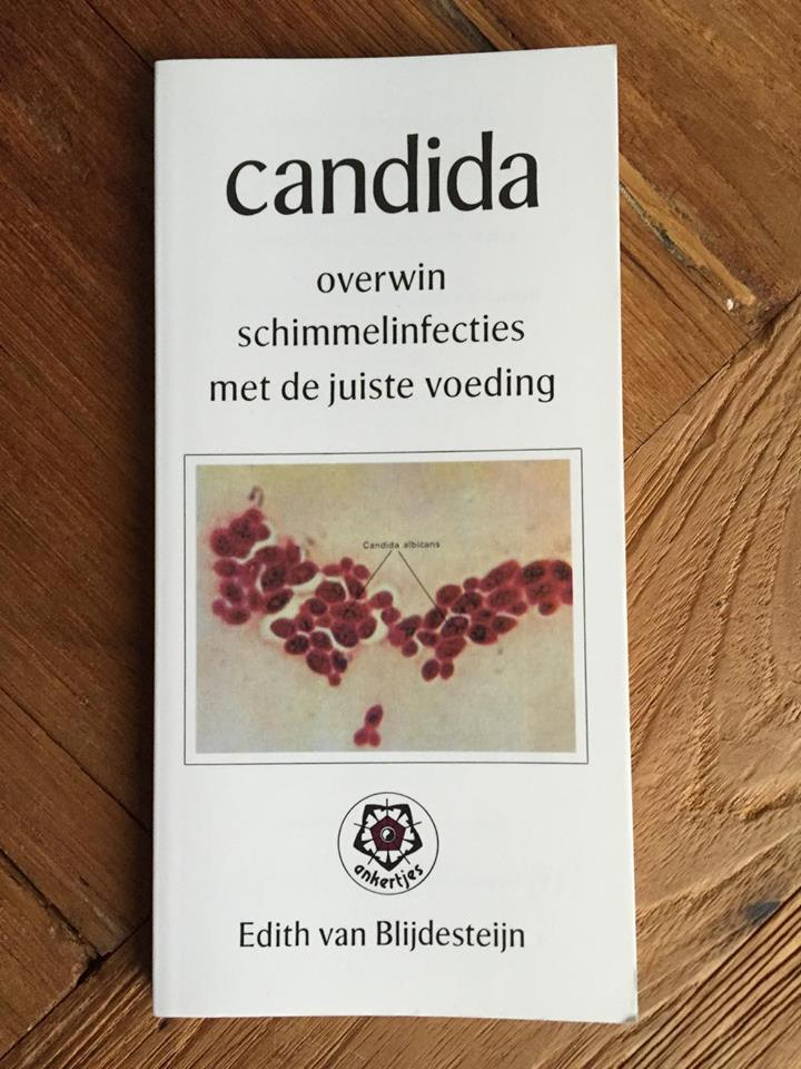 cranberry and candida